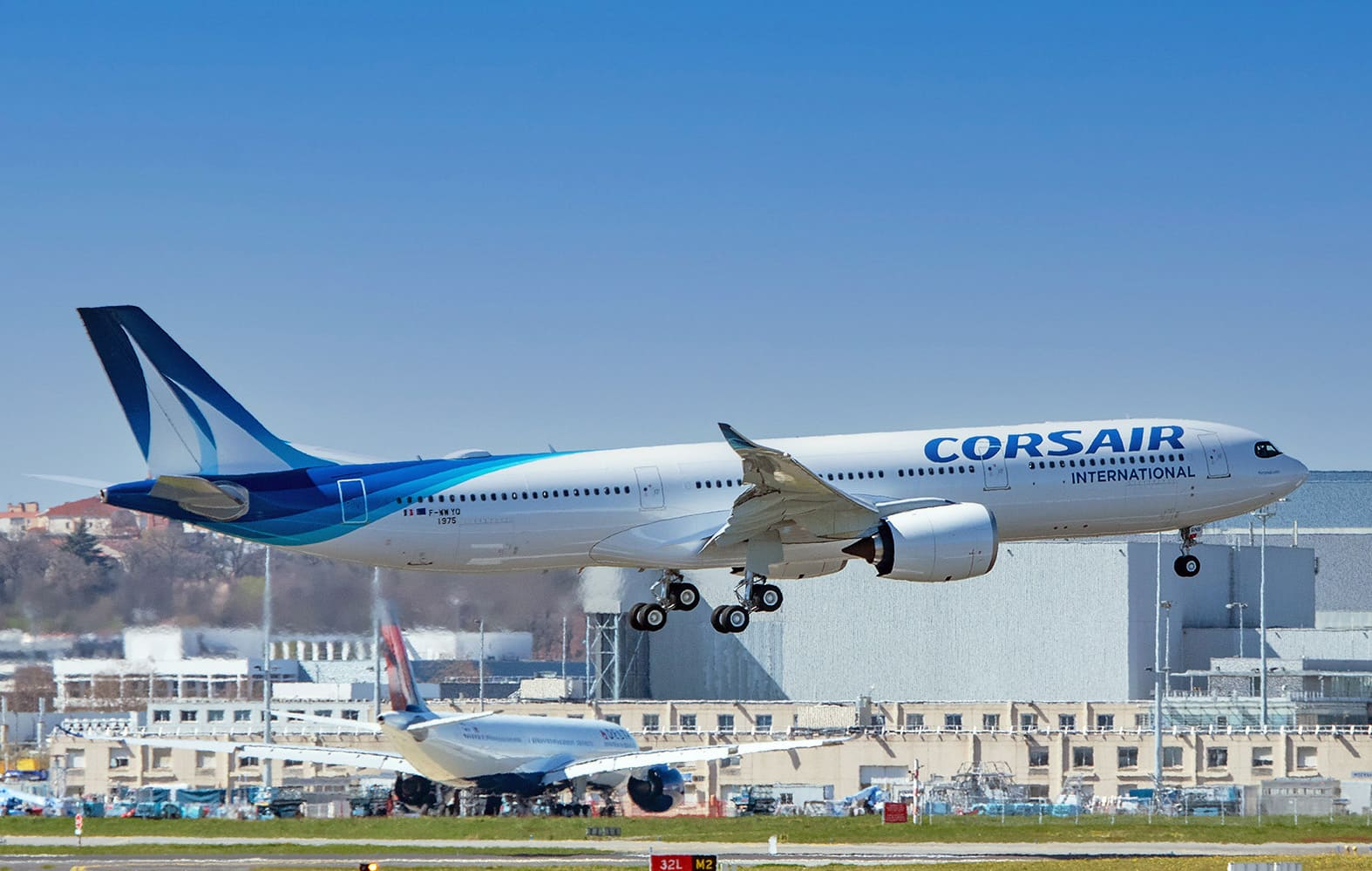 1er A330-900 Corsair F-HRNB / MSN1975