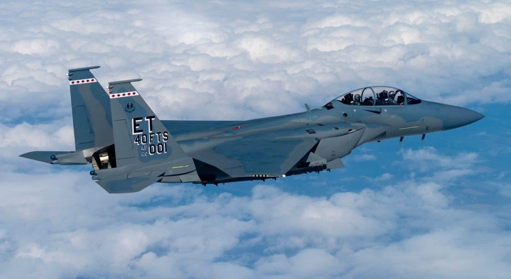 F-15EX (EX1) US Air Force