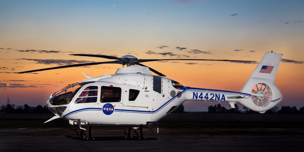 H135 NASA