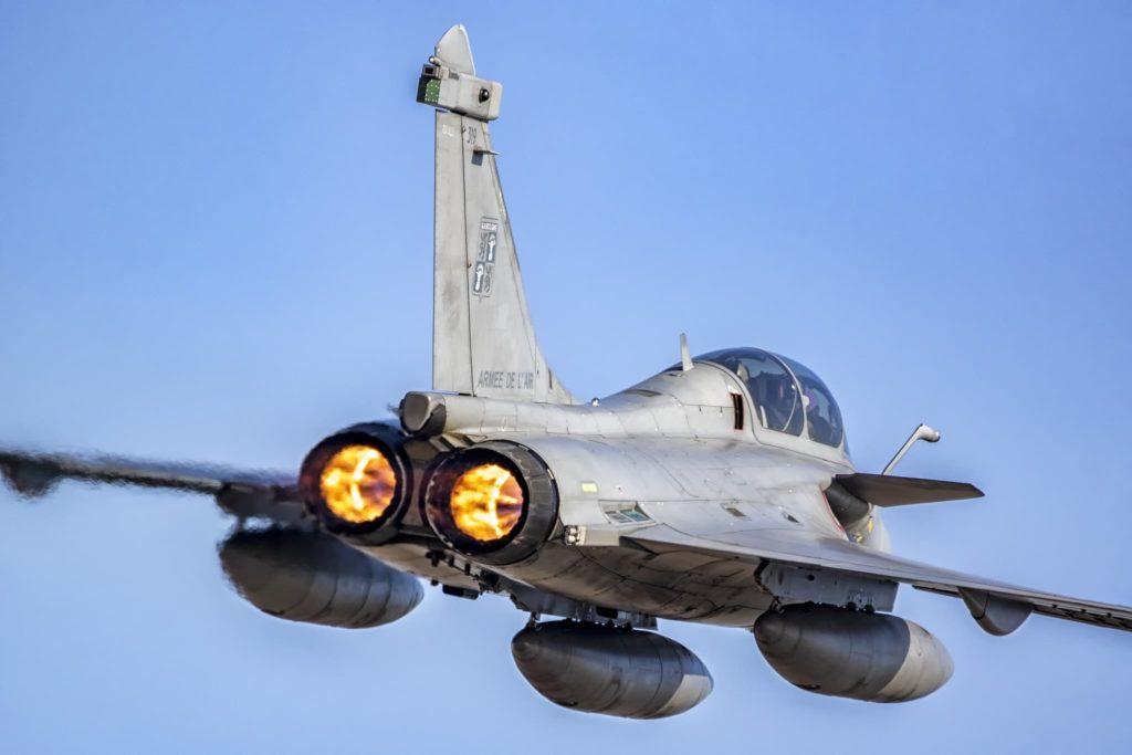 Rafale Armée de l'Air et de l'Espace