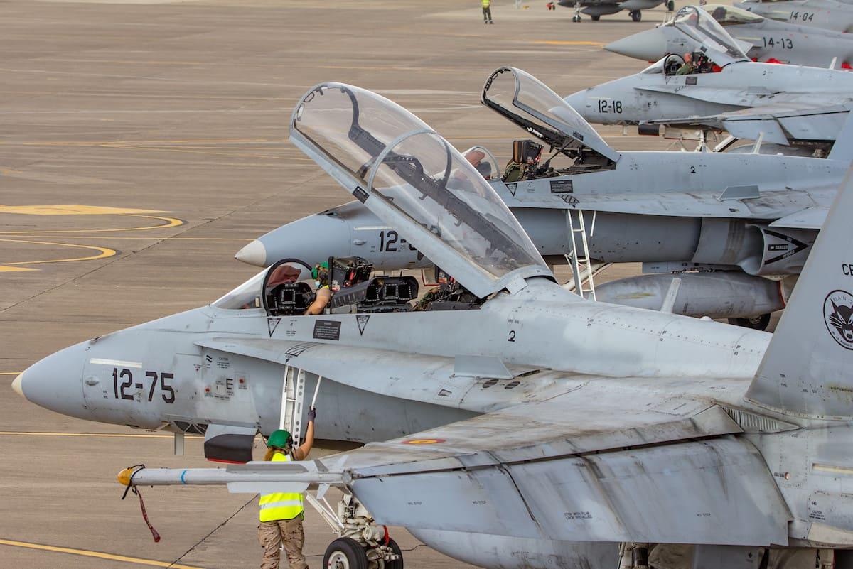McDonnell Douglas F/A-18 Super Hornet