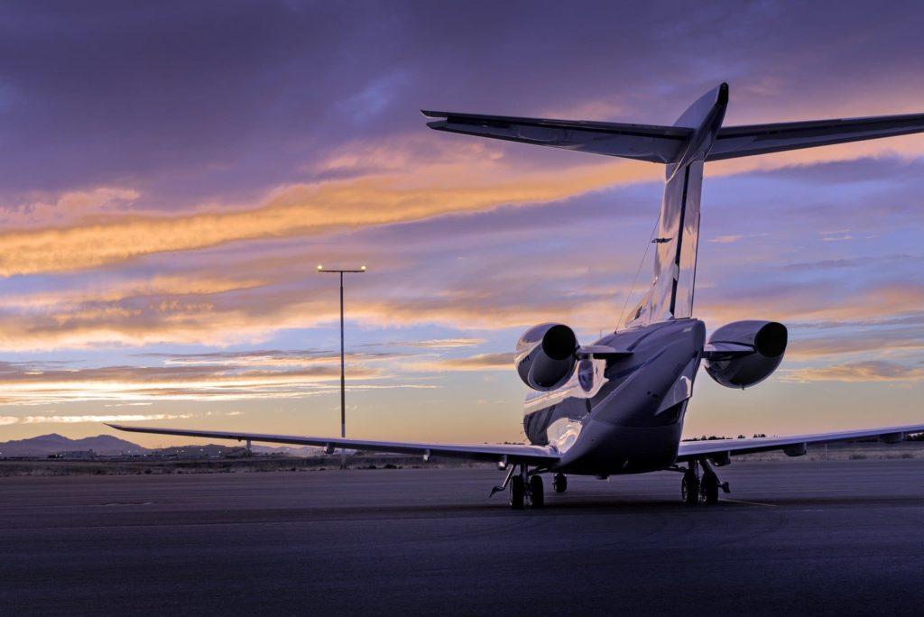 Jet privé Pilatus PC24