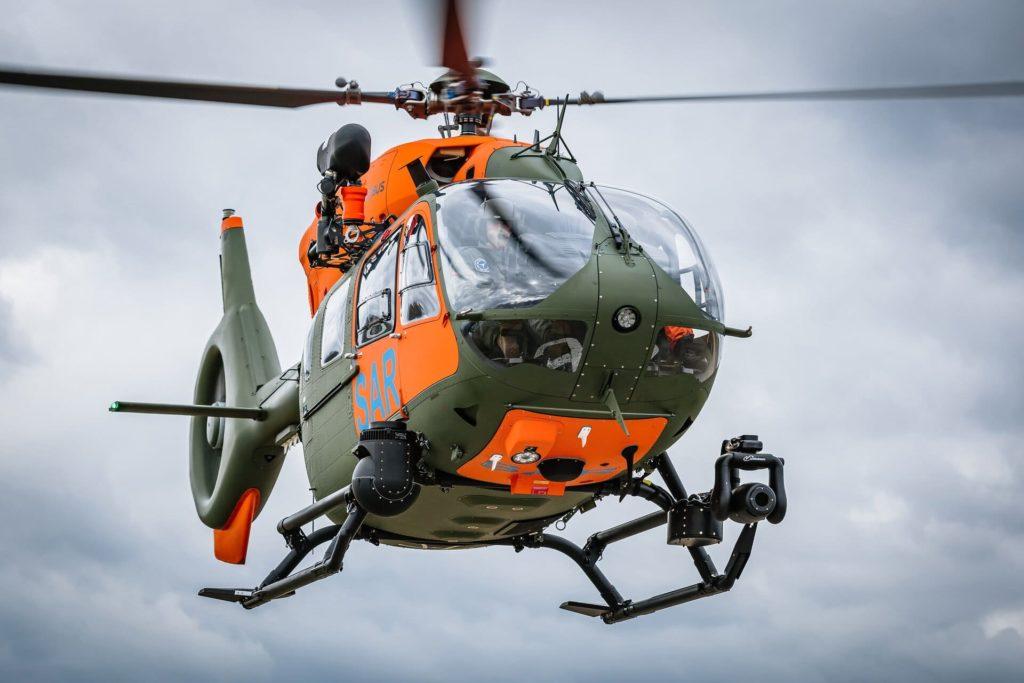 SAR H145 Allemagne