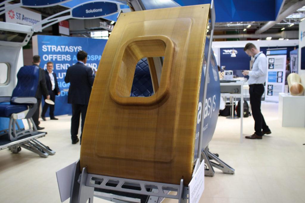 Structure imprimée en 3D