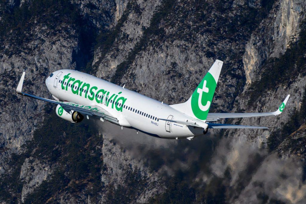 Boeing 737-800 Transavia France