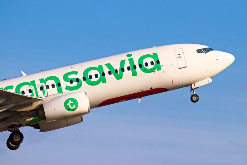 Transavia Boeing 737-86J | F-GZHJ