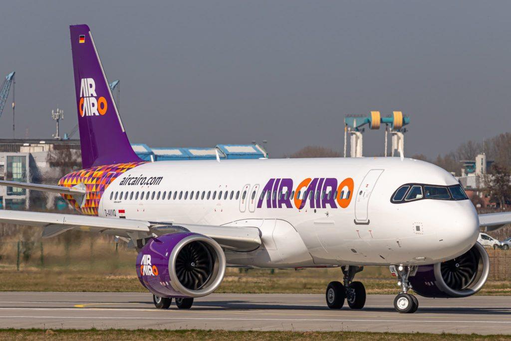 1er A320neo Air Cairo [SU-BUK / MSN10152]