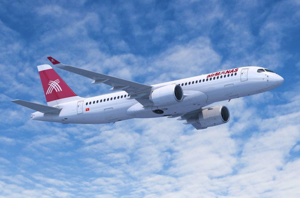 A220-300 Air Manas