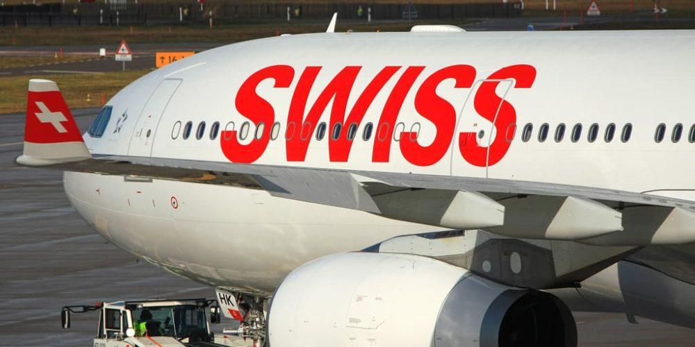 Airbus A330-343 SWISS HB-JHK