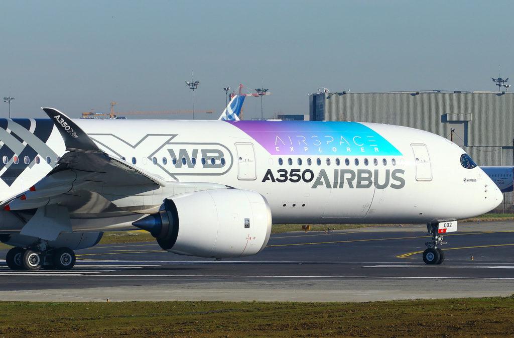 A350-900 F-WWCF