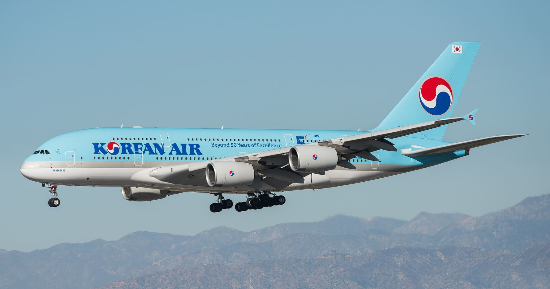 A380 Korean Air