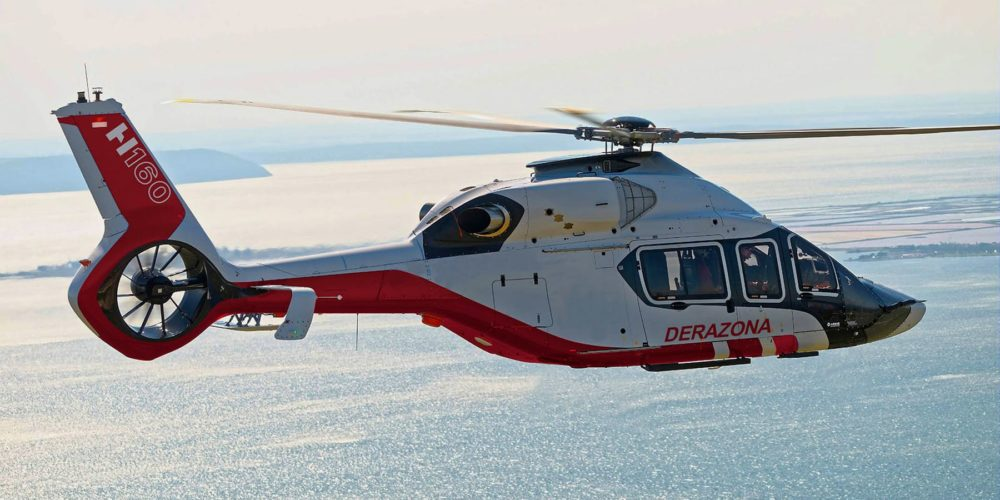 HH160 Derazona Helicopters
