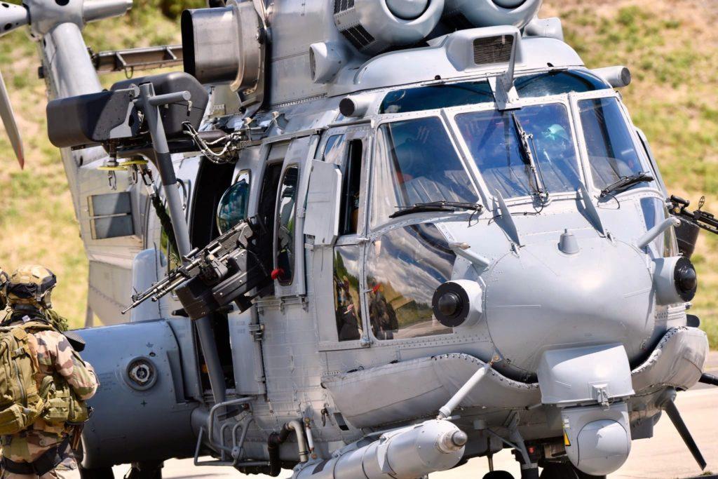 H225M Caracal Armée de l'air et de l'espace