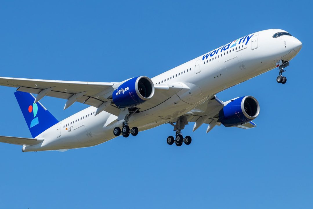 A350 World2Fly [MSN448 / EC-NOI]