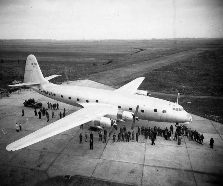 Armagnac en 1945