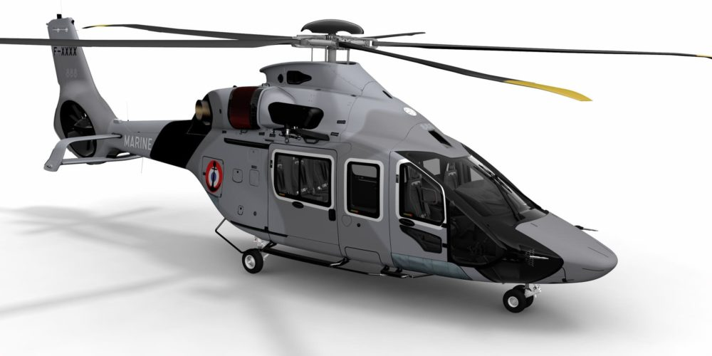 Marine Nationale H160 SAR