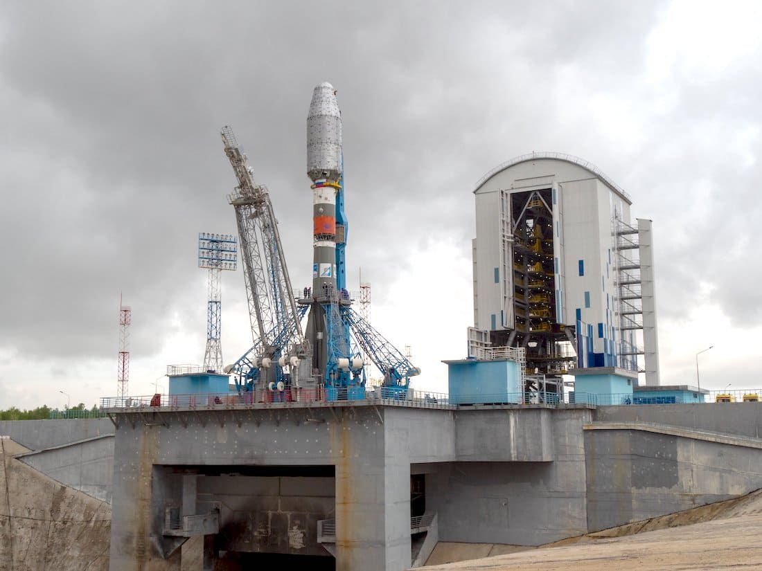 Lanceur Soyuz / ST32