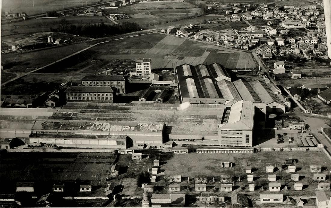 Saint Eloi en 1958