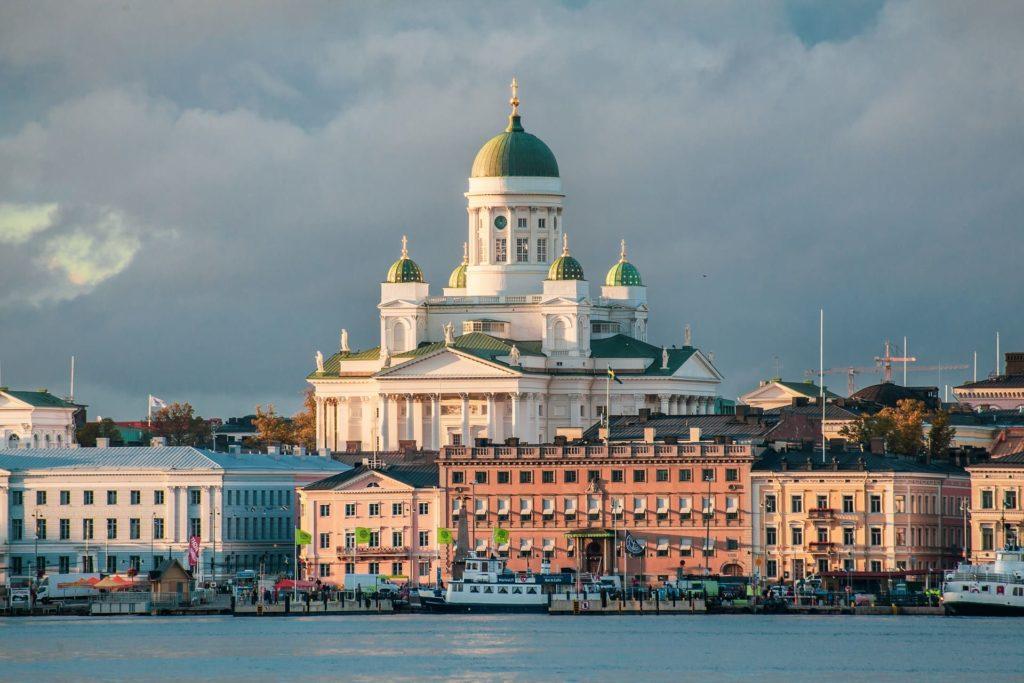 Cathédrale d'Helsinki - Finlande