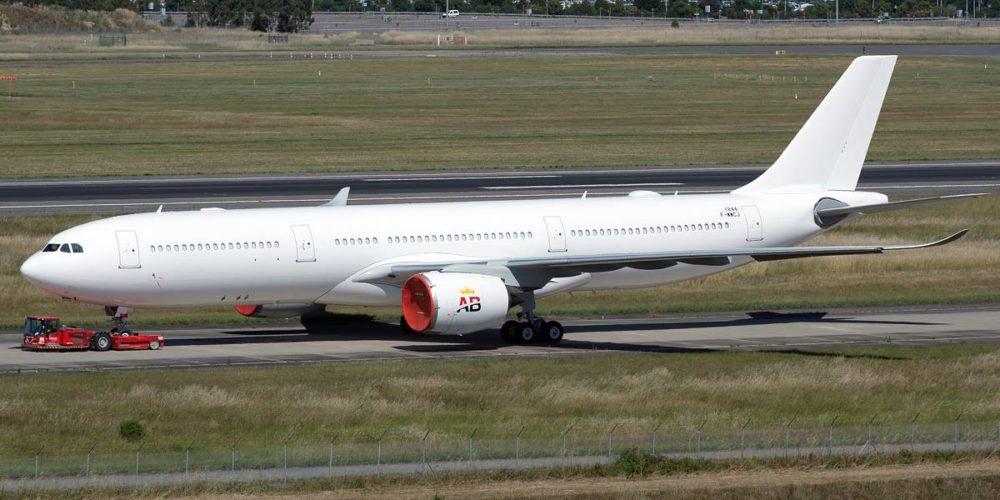 A330neo Air Belgium MNS1844 / OO-ABF