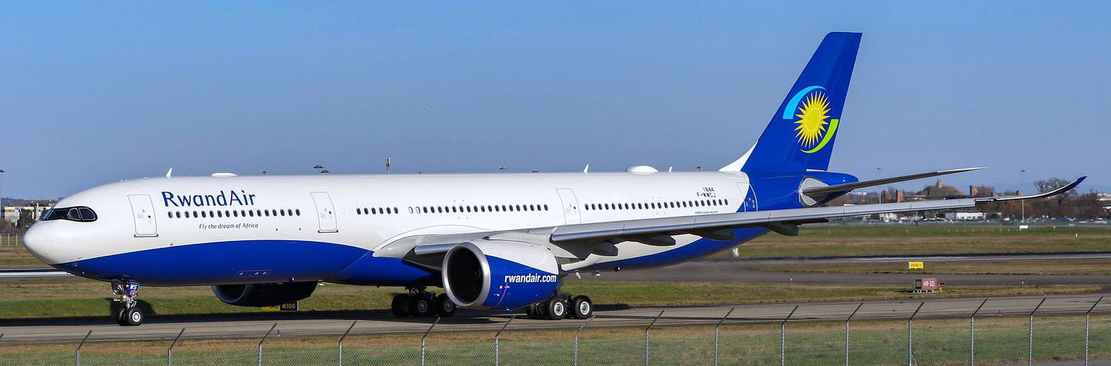 A330neo Rwandair MNS1844 / 9XR-WS