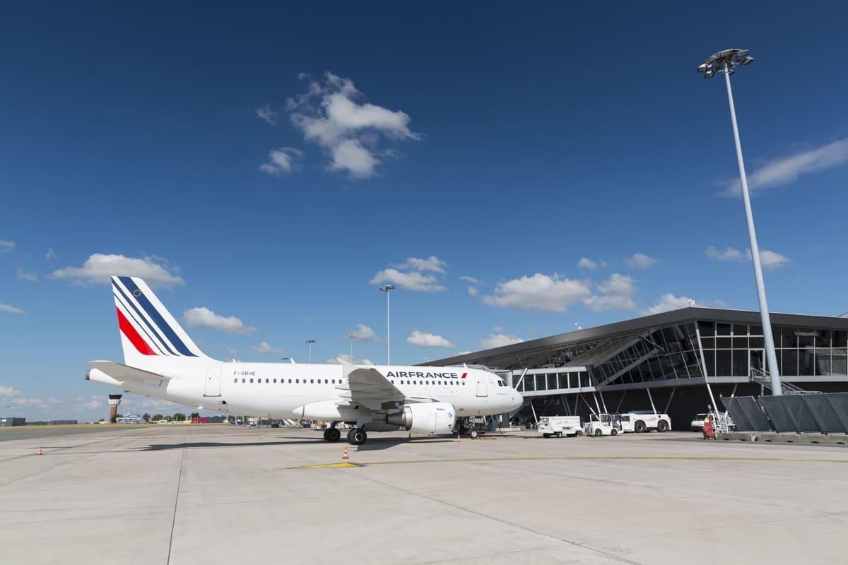 Air France à Lille-Lesquin