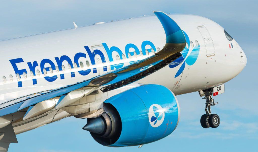 FrenchBee A350-900 F-HREU