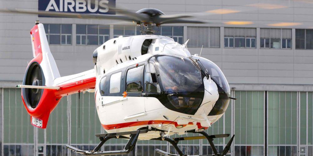 SAF Helico H145 5 pales