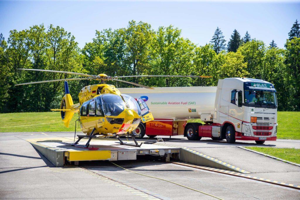 ADAC Luftrettung H145 SAF