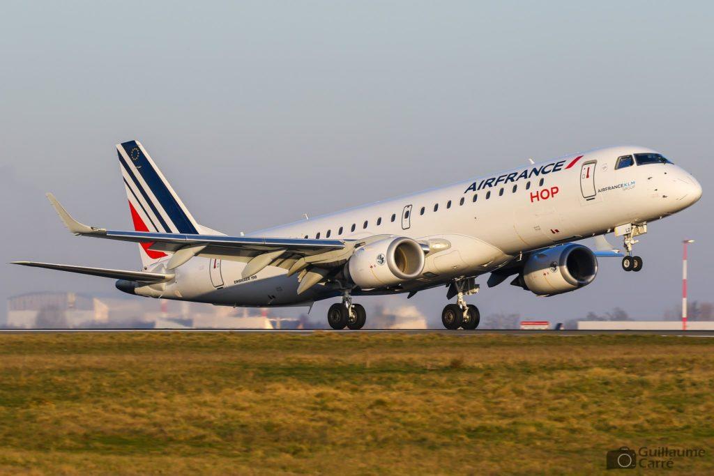 Air France HOP E190 [F-HBLO]