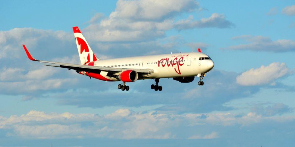 Air Canada Boeing 767-300ER