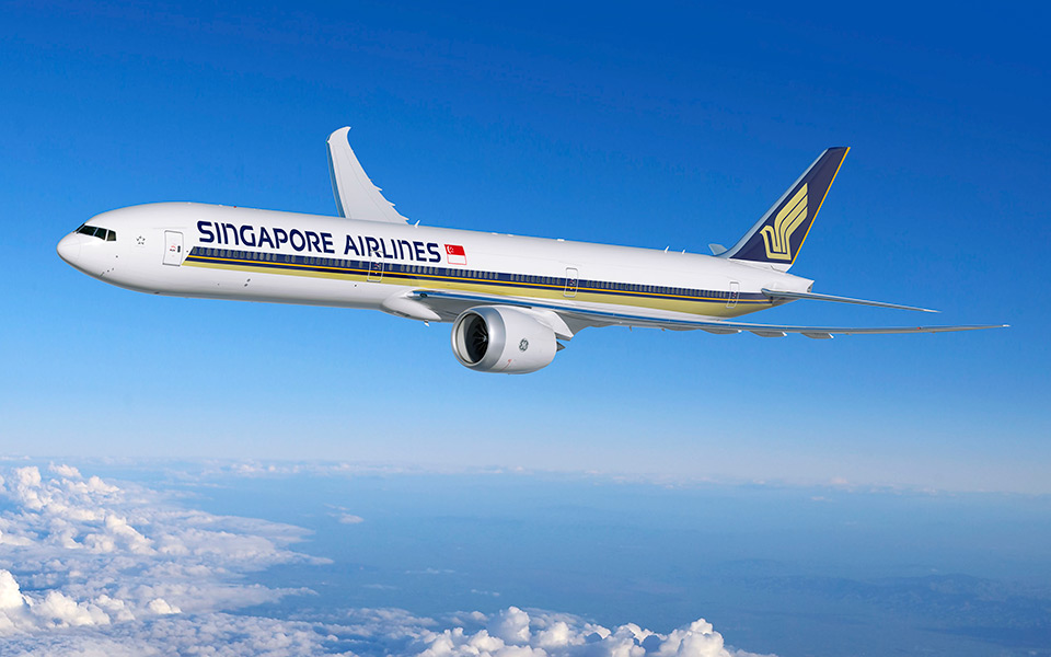Boeing B777-9 Singapore Airlines