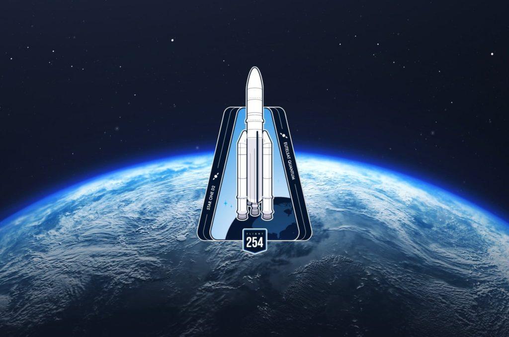 Ariane 5 - VA254