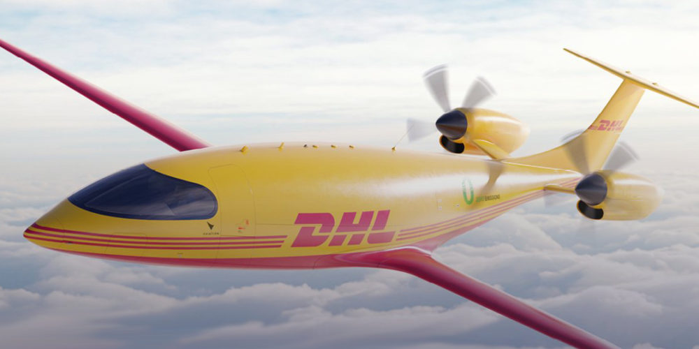 DHL Express Alice