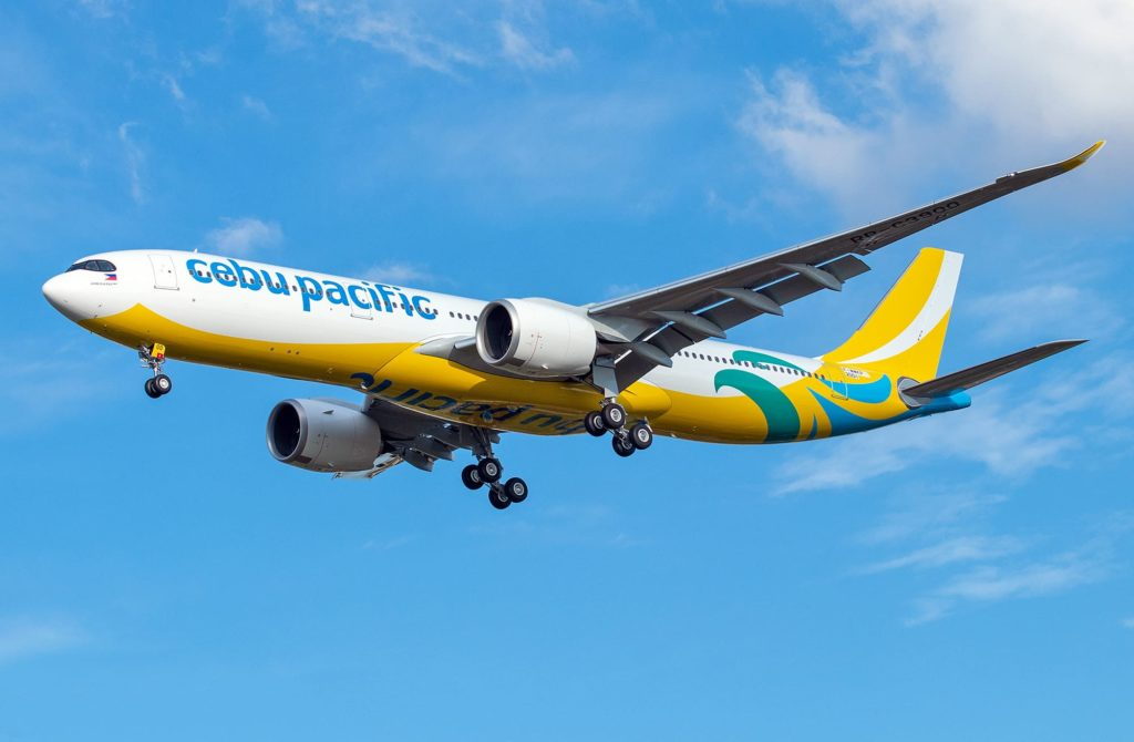 1er Cebu A330neo