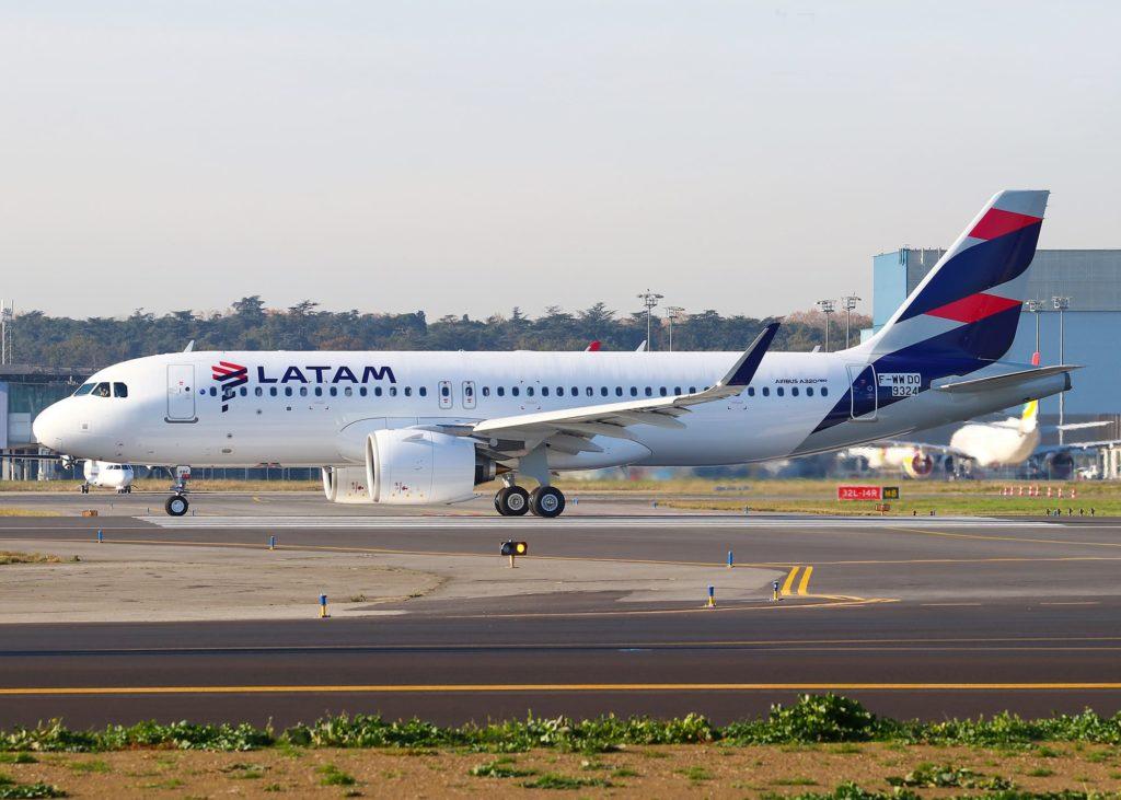 A320neo Latam