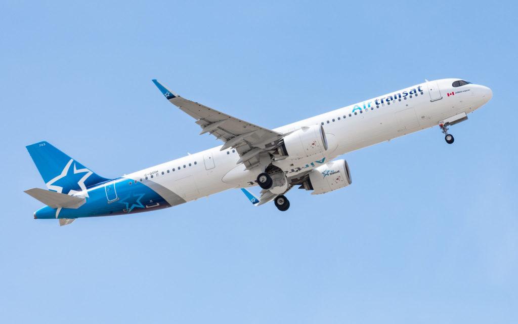 Air Transa A321neo LR