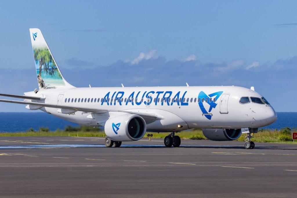 Air Austral A220-300 [F-OMER]