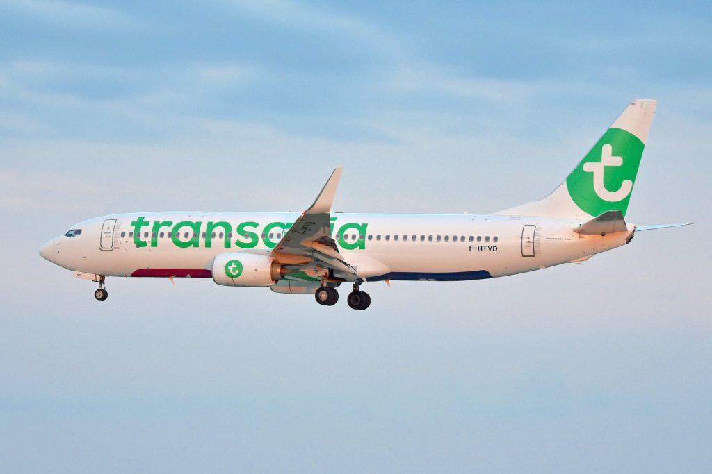 Boeing 737-800 Transavia F-HTVD