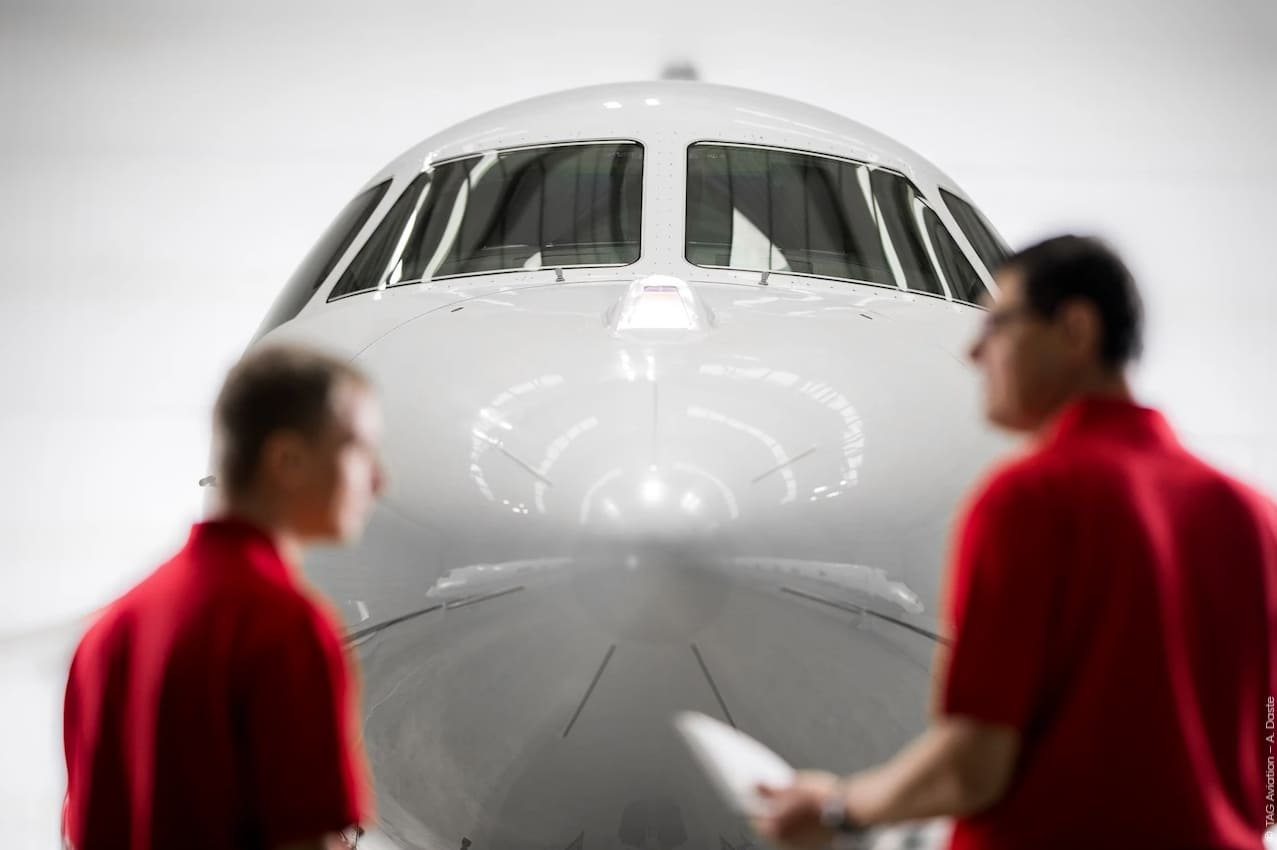 Dassault Aviation - Falcon