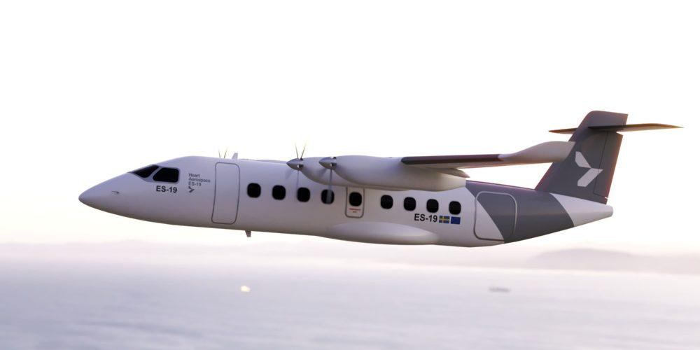 Heart Aerospace ES-19