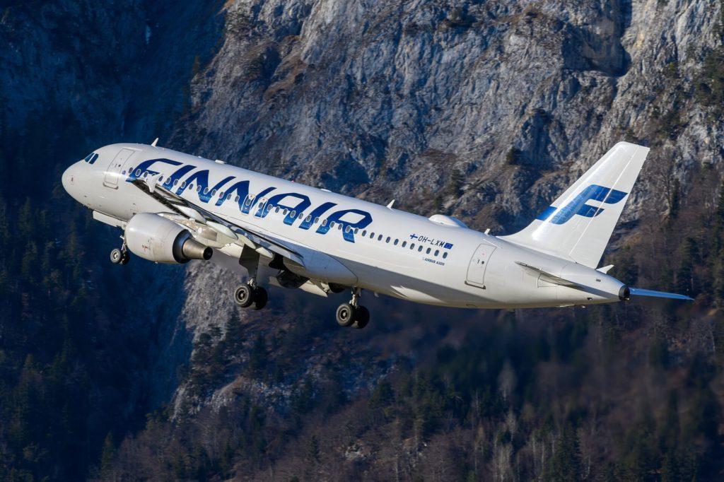 Finnair A320 OH-LXM