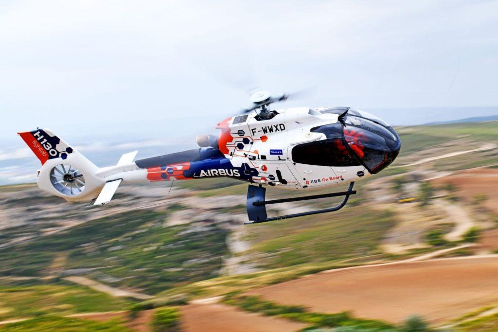 Flightlab en vol pour tester l'EBS