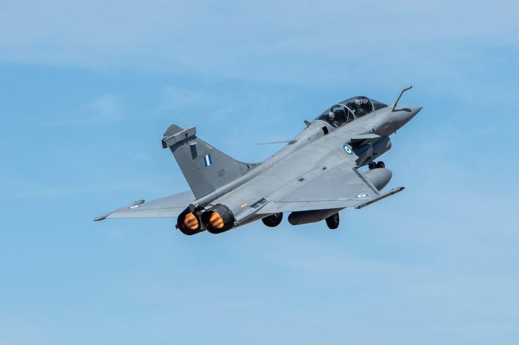 Hellenic Air Force - Rafale