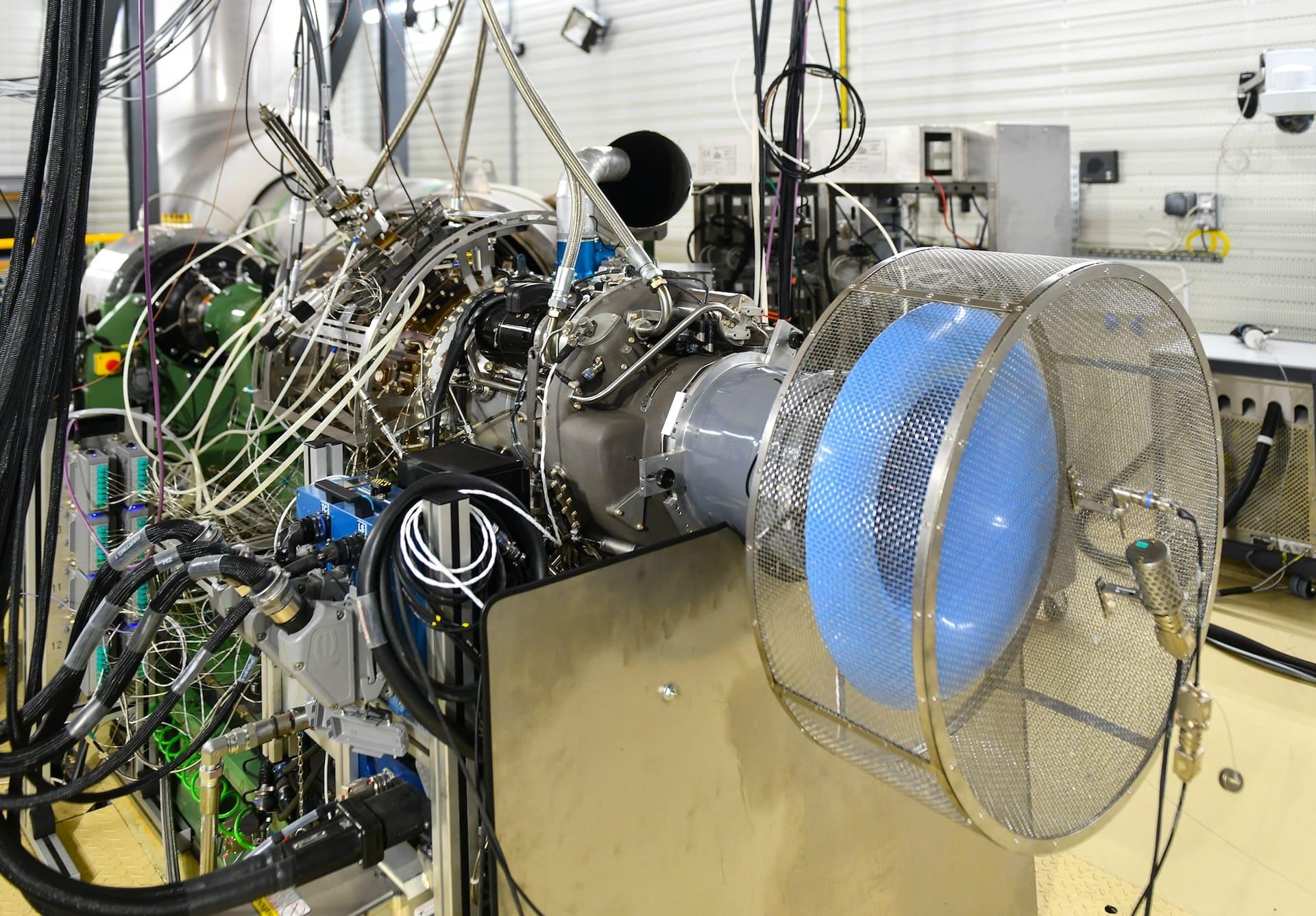 Moteur Makila 2 Safran Helicopter Engines