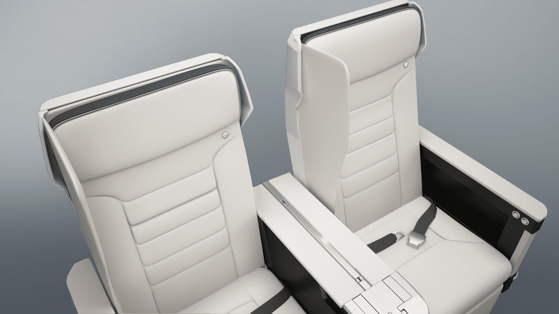 Interspace de Safran Seats