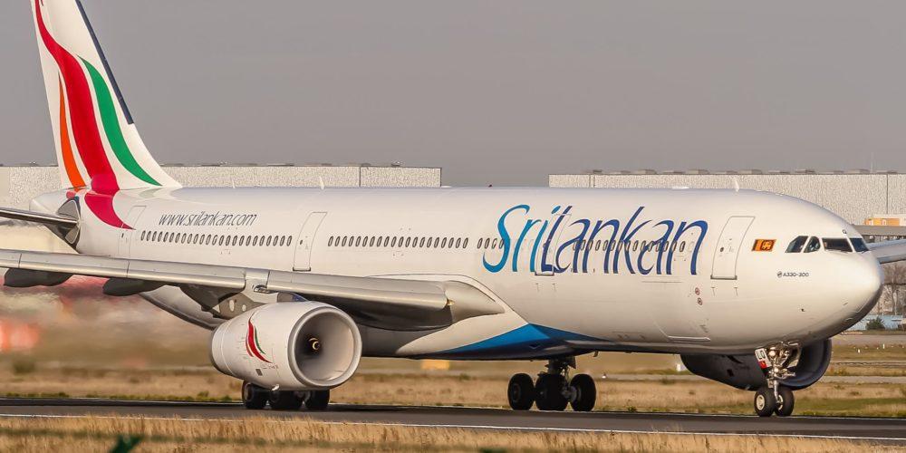 SriLankan Airlines Airbus A330-343 [4R-ALQ]
