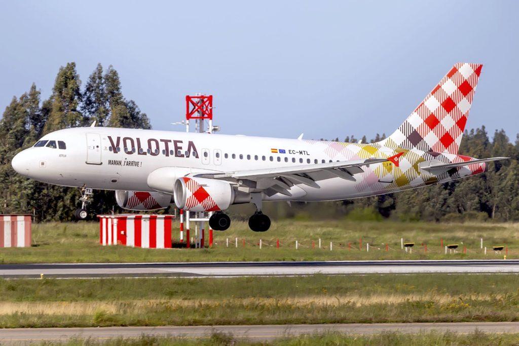 Volotea - Airbus A319 EC-MTL