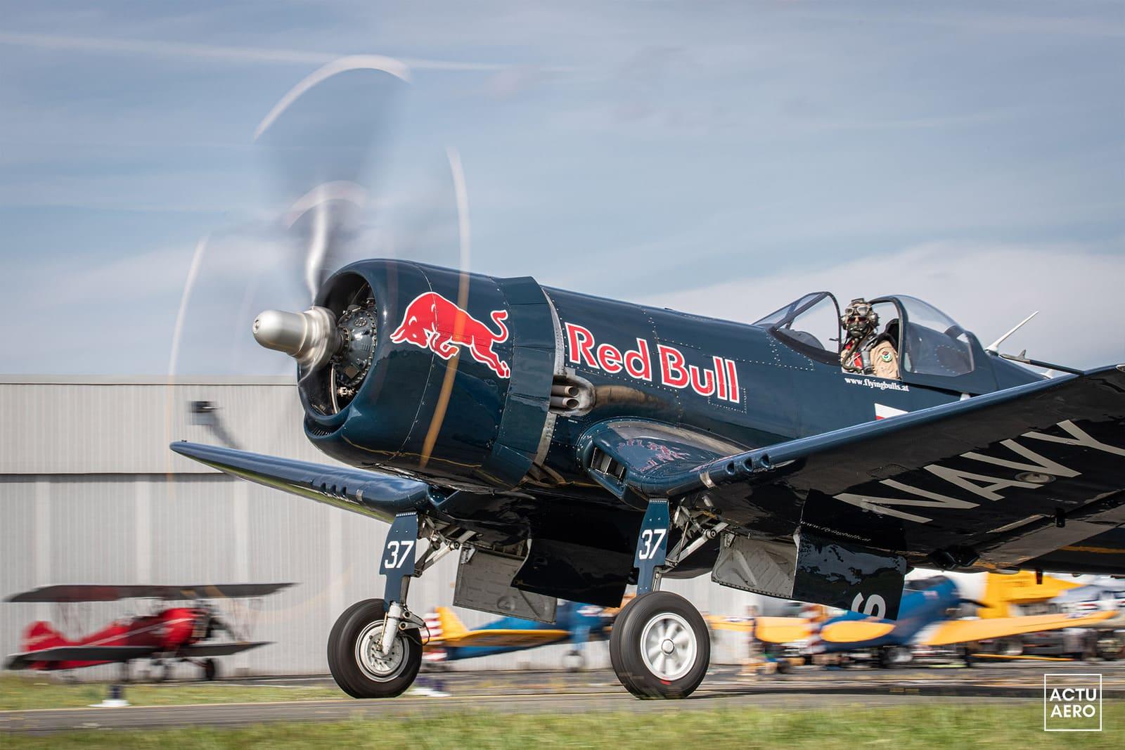 Corsair Red Bull