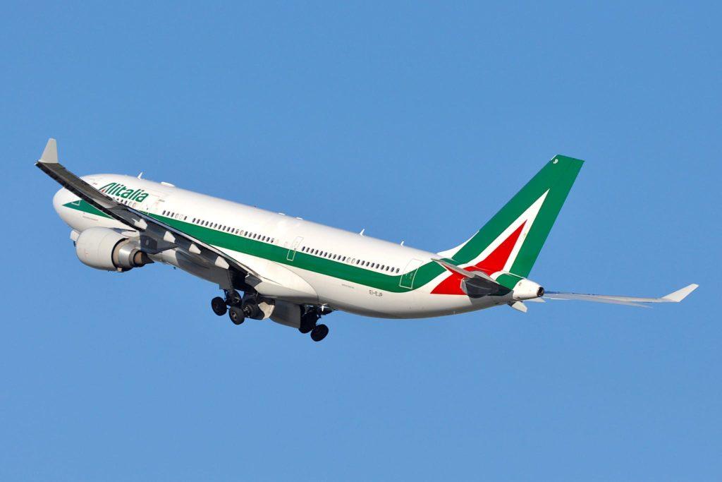 A330 Alitalia